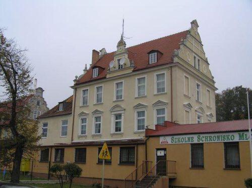 Szkolne Schronisko Młodzieżowe  Kartuska Gdańsk