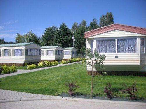 Domki holenderskie Słoneczny Kemping