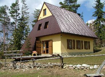 Domek Wypoczynkowy w górach