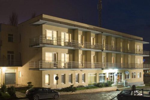 Hotel Miramar Sopot