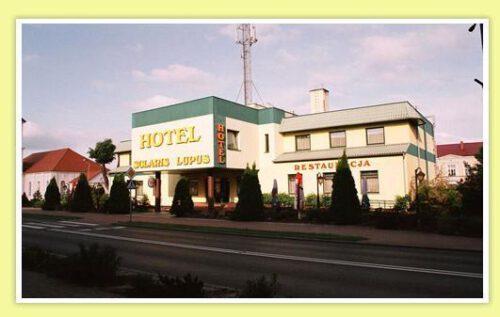 Solaris Lupus – Hotel