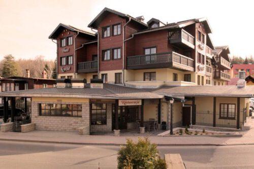 Hotel Kryształ
