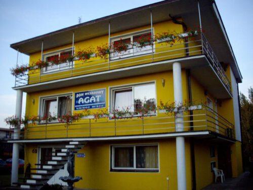 Agat Dom Wczasowy
