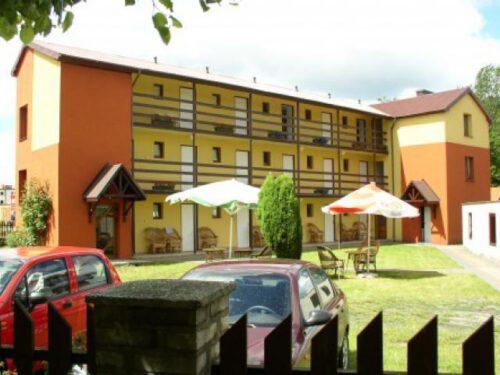 Dom Wczasowy Dorja