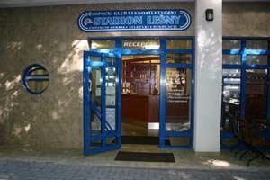 Hotel Stadion Leśny
