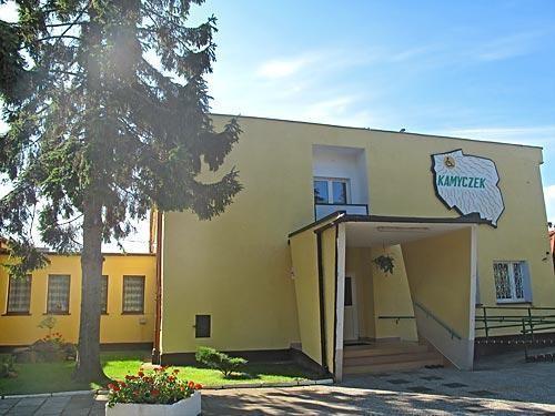 Ośrodek Rehabilitacyjno-Wczasowy Kamyczek
