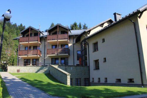 Ośrodek Konferencyjno-Szkoleniowy CIS w Szczyrku
