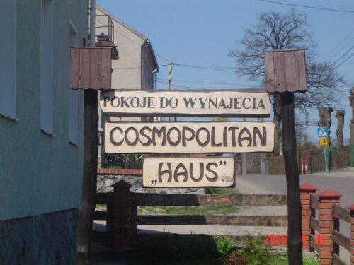 """""""Cosmopolitan Haus"""""""