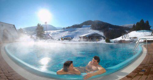 Austria: spa w górach