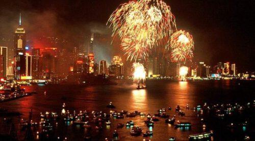 Nowy Rok w Moskwie